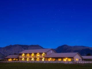 Nelson starry night lodge